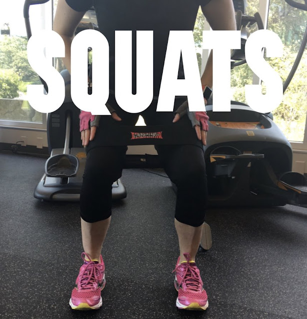 hill training squats running legs workout eccentric
