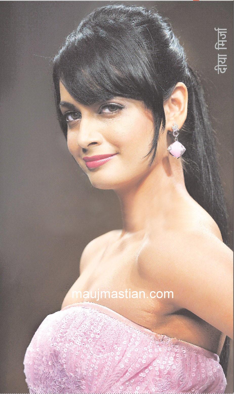 Diya Mirza Gorgeous Beauty - Sabwoodcom-7094