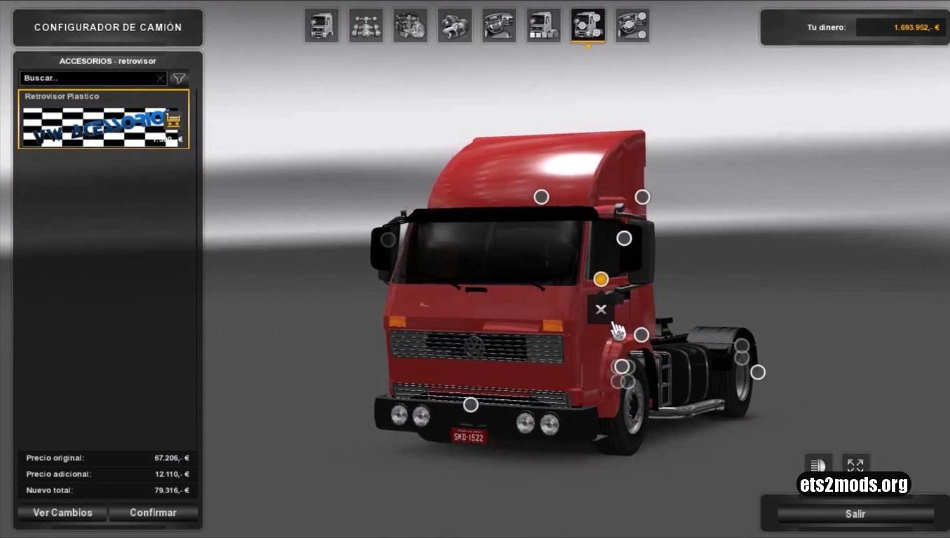 Truck - Volkswagen 35-300