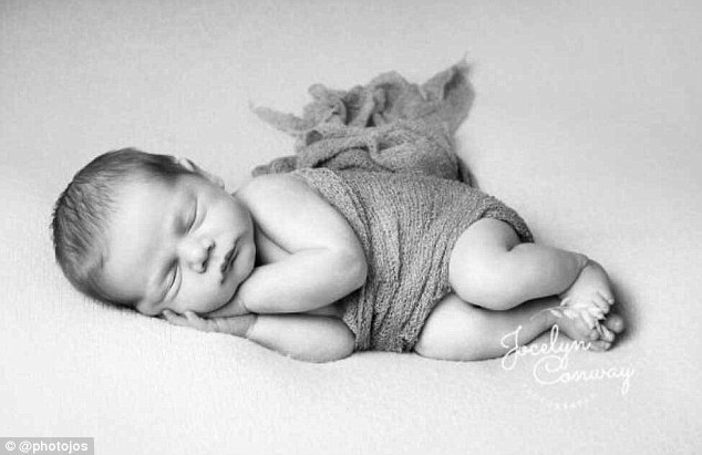 Coleen Rooney gushes over newborn baby Cass Mac, shares heart-melting black and white snap.
