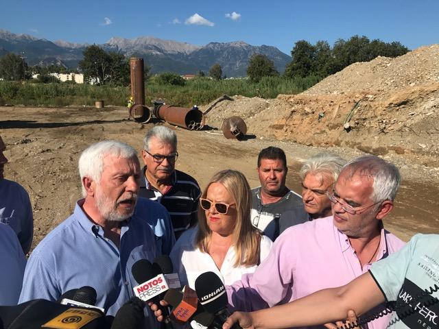Τατούλης: Με τη νέα είσοδο της Σπάρτης ένα ακόμα μεγάλο έργο για τη Λακωνία και την Πελοπόννησο γίνεται πραγματικότητα