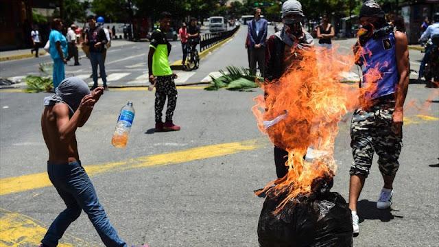 Mayoría de venezolanos quiere la ley contra el odio
