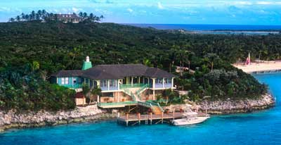 Private Island - Musha Cay, Bahamas