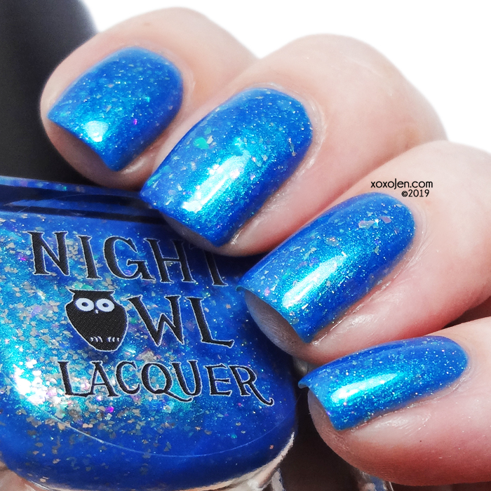 xoxoJen's swatch of NOL's You're a Witch