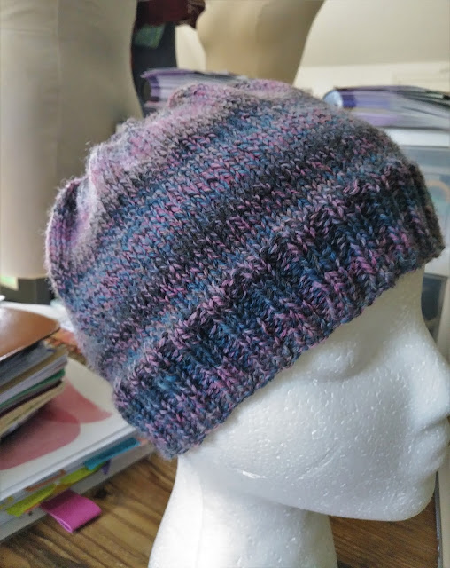 Knit 52 Hats in a Year challenge.  Hats will be sold at https://www.etsy.com/shop/jeanniegrayknits