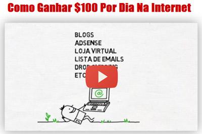 Como Ganhar $100 por dia com Google Adsense Com Sites