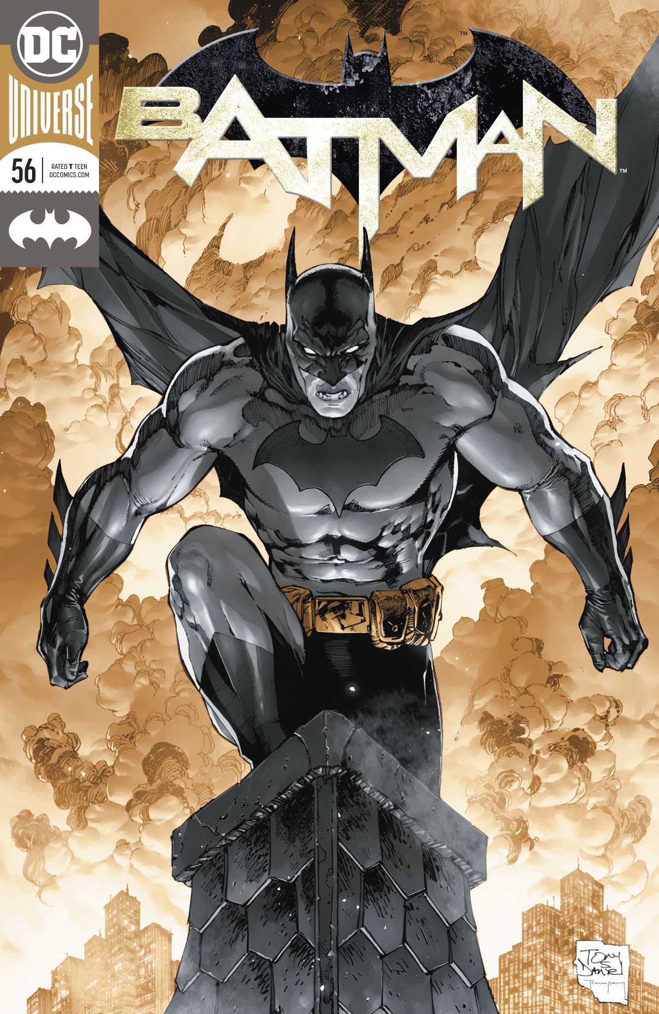 Batman (2016) 56 Page 1