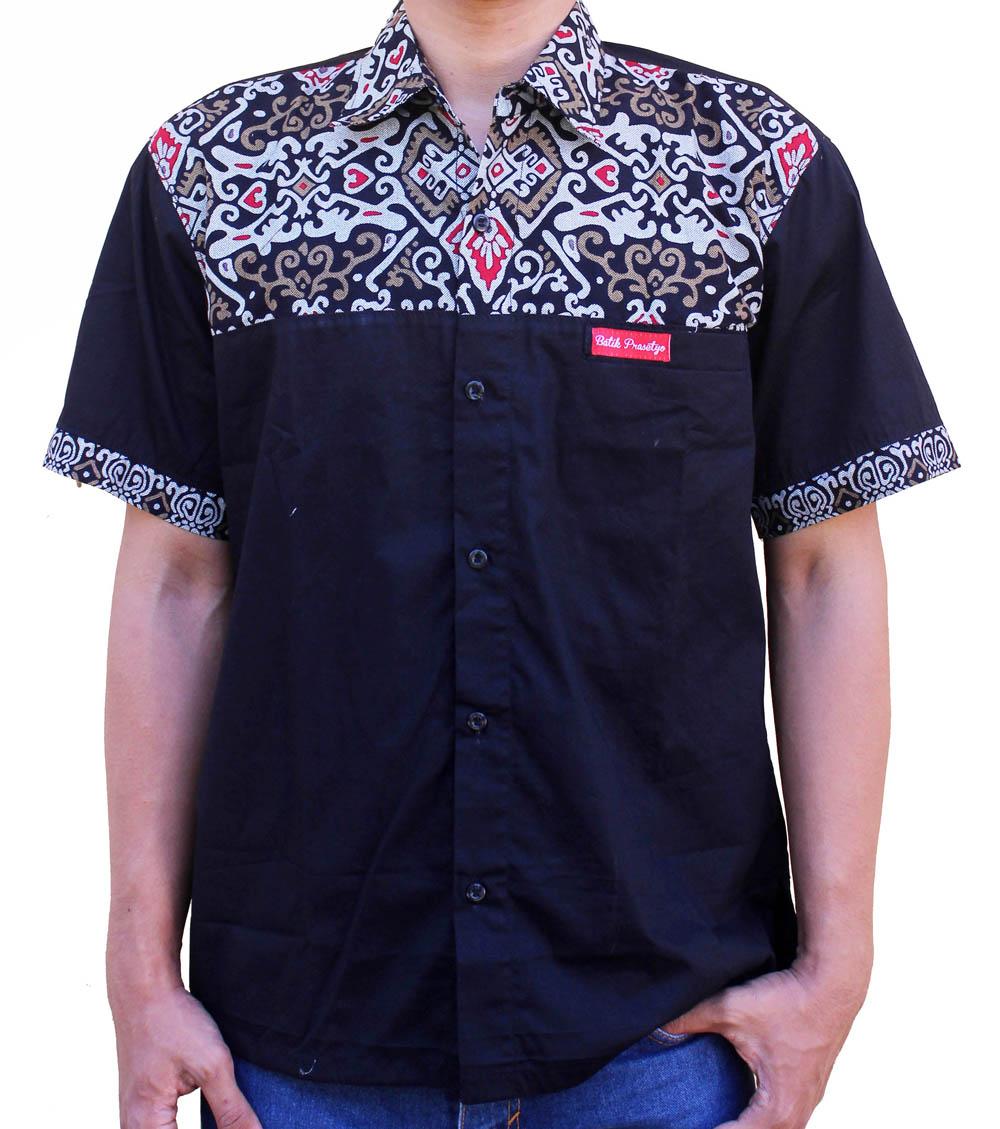Kemeja Batik Gaul Wanita: Model Kemeja Dan Kaos Batik Terbaru 2016 Cewe Dan Cowo