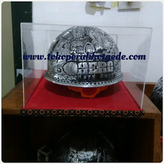 helm pertambangan,helm alumunium,helm kuningan,helm tembaga