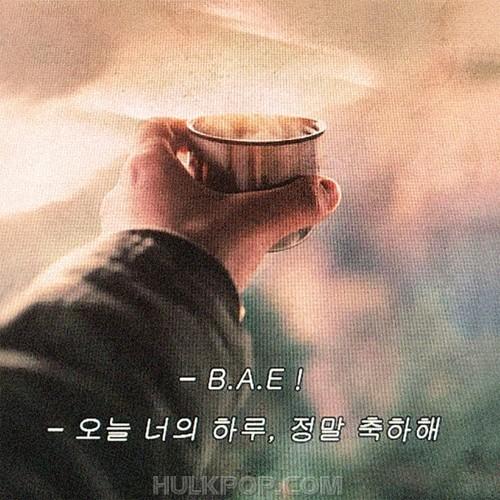 Kang Jae Gu – BAE (Feat. Lypla) – Single
