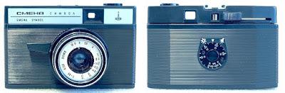 "LOMO Smena Symbol (Triplet ""T-43"" 4/40 lens) #586"