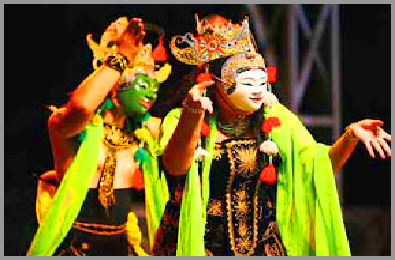 Banjet   Adalah pertunjukan rakyat di daerah Jawa Barat bagian utara.