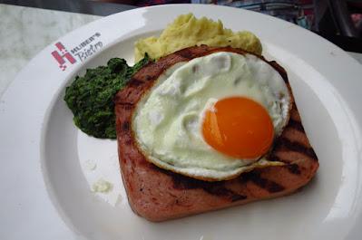 Huber's Bistro, meatloaf