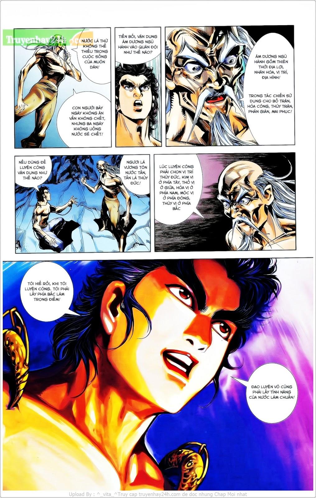 Tần Vương Doanh Chính chapter 25 trang 15