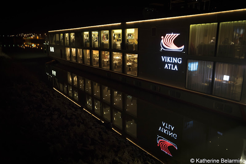 Review Viking River Cruises Longship Atla