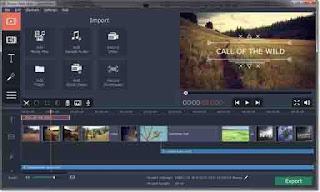 تنزيل, برنامج, تحرير, وقص, الفيديوهات, وتحسين, جودتها, Movavi ,Video ,Editor, اخر, اصدار