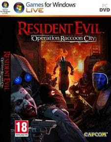 resident evil operation raccoon city 2012 c front cover 95371%2B%2528Custom%2529 Download   Resident Evil Operation Raccoon City Completo   PC