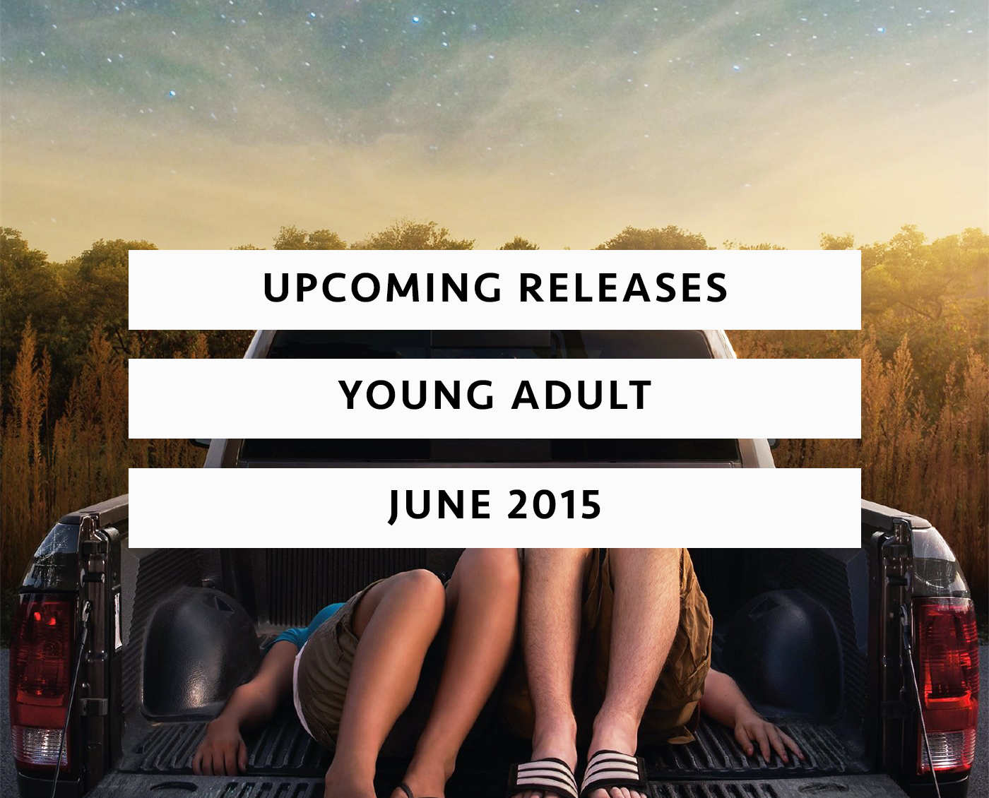 Upcoming Releases June 2015