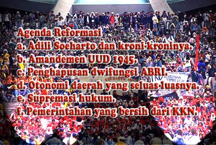 Gerakan reformasi Indonesia