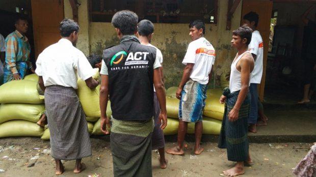 ACT: Kekerasan Militer terhadap Etnis Muslim Rohingya Masih Berlanjut