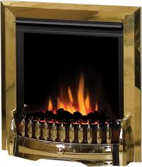 Contemporary Electric Fire Options for your Home,Black Granite Victorian fireplace
