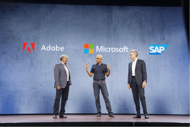 Microsoft, Adobe, and SAP introduced Open Data Initiative