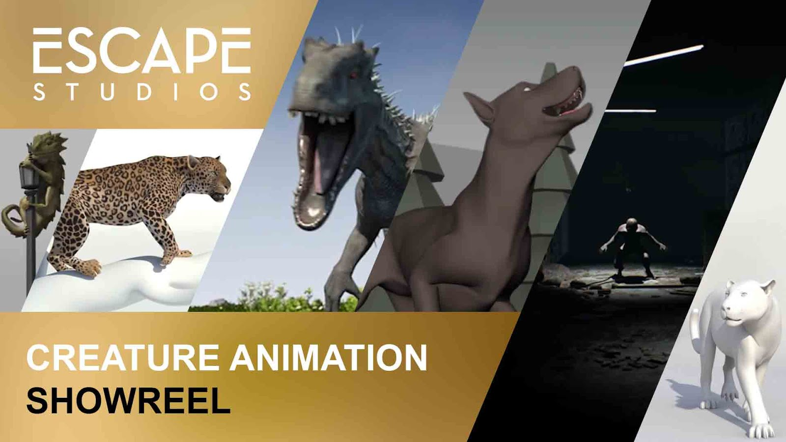 Jan 2018 Animal & Creature Reel