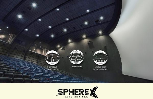 CGV Blitz Sphere X
