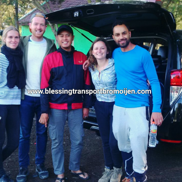 Soren Van Gessel (DE), sharing transport Surabaya to Bromo-Ijen. Oct 9th-10th, 2017.