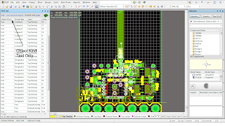 change Font size in Altium designer PCB