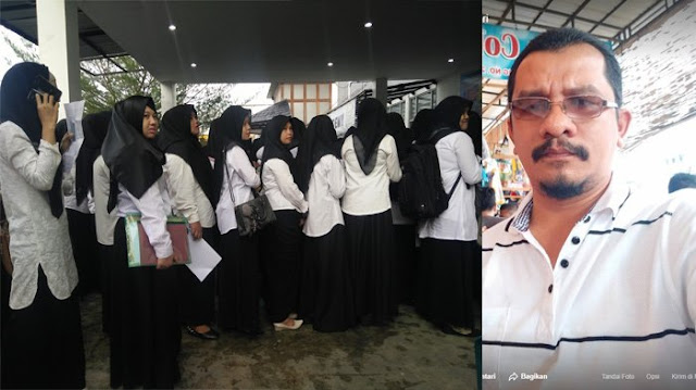 Standar Kelulusan SKD CPNS Keterlaluan, Dosen UIN Ini Sebut Jokowi Ikut, Juga Bakal tak Lulus