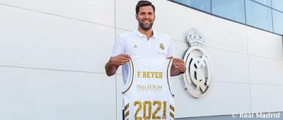Oficial: Felipe Reyes 2021