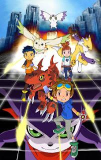 Digimon Tamers Latino
