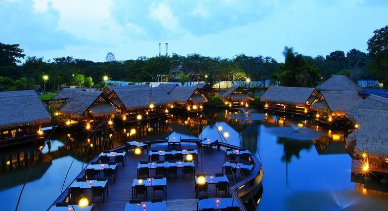 tempat buka puasa di Jakarta