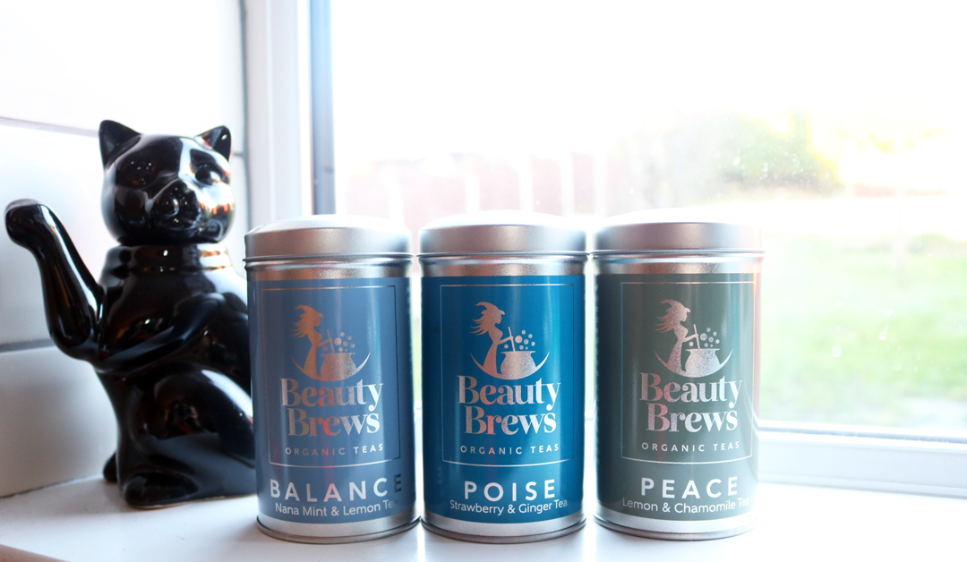 Beauty Brews Organic Teas review