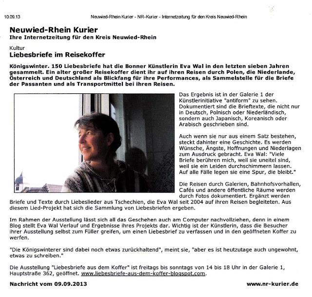 brief in die niederlande
