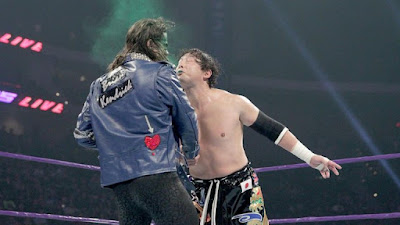 Tajiri 205 Live WWE Smackdown The Brian Kendrick