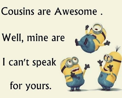 Cousins quotes