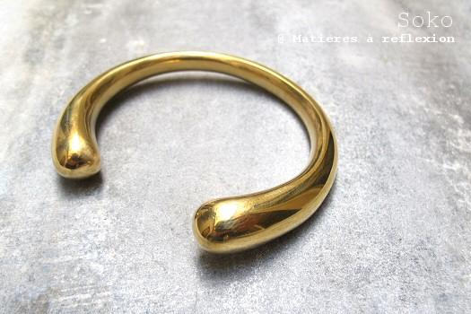 Bracelet jonc Dash Soko