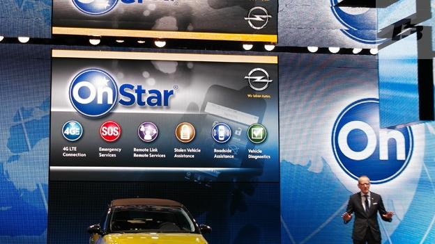 Opel OnStar, noticias del motor