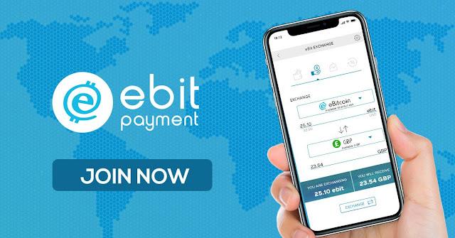 ICO: eBit Payment - Metode Pembayaran Modern dan Inovatif