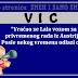 """VIC: """"Vraćao se Lala vozom sa privremenog rada iz Austrije. Posle nekog vremena odlazi do..."""""""