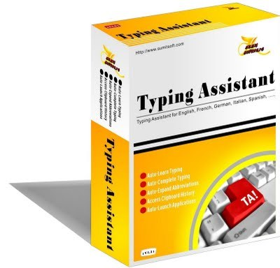 Typing Assistant 6.1 Serial Key 2015 Latest is here