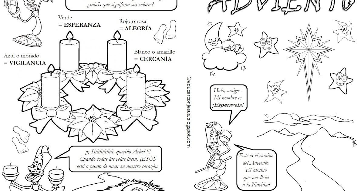 La Catequesis (El blog de Sandra): Cómic para imprimir y colorear ...