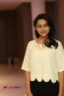 Actress Sri Divya Pictures in Jeans at Rayudu Movie Team Interview  0068.JPG
