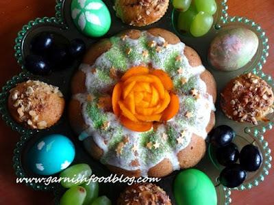 lekue baking easter cakes