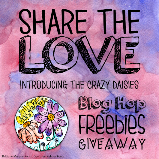Share The Love Blog Hop Give Away