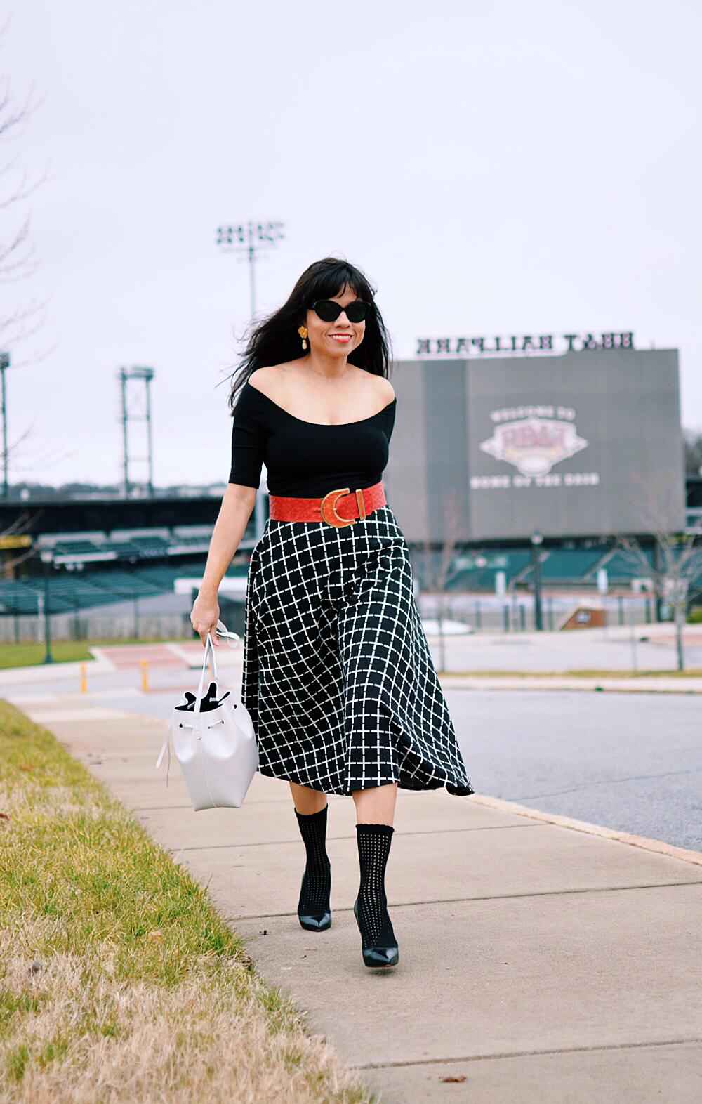 Susan Sarandon Bull Durham Outfit