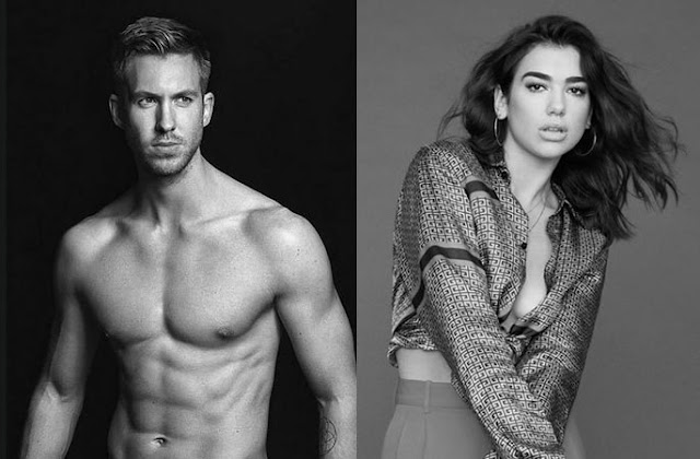 Video: Calvin Harris y Dua Lipa - One Kiss