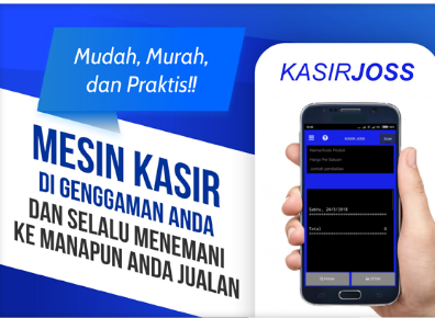 Software Kasir Android Joss